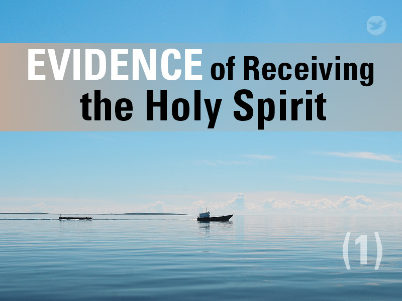Today, some people from other denominations believe that they have received the Holy Spirit upon believing in Christ. However, that is not the case if we study the Acts of the Apostles thoroughly. What does the Bible really say?